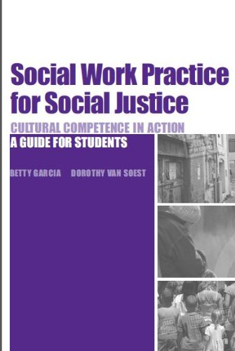 9780872931244: Social Work Practice for Social Justice: Cultural Competence in Action