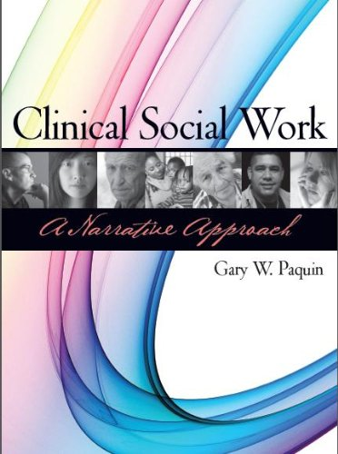 9780872931299: Clinical Social Work: A Narrative Approach
