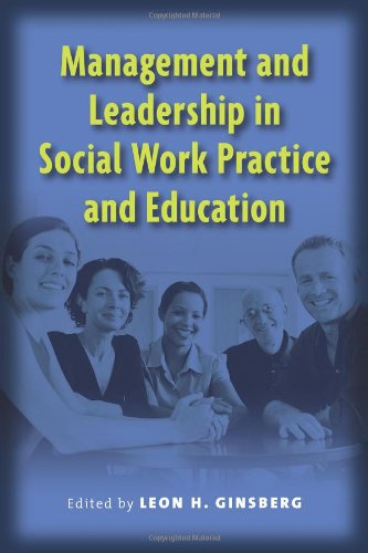 9780872931329: Management and Leadership in Social Work Practice and Education
