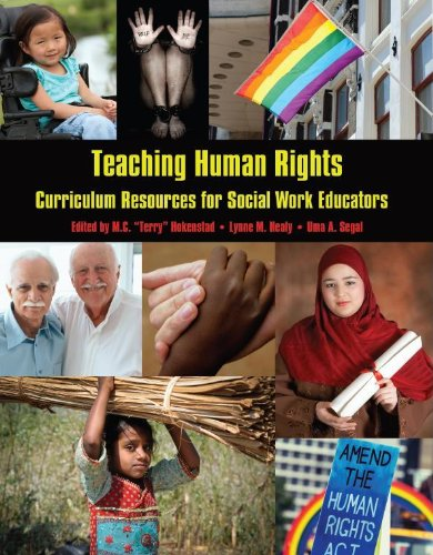 9780872931473: Teaching Human Rights: Curriculum Resources for Social Work Educators