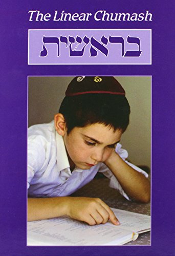 9780873064149: Linear Chumash: Bereshis (Genesis)