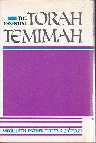 9780873065313: The Essential Torah Temimah: Megillath Esther