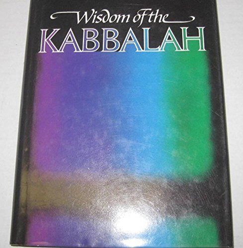 9780873065825: Wisdom of the Kabbalah