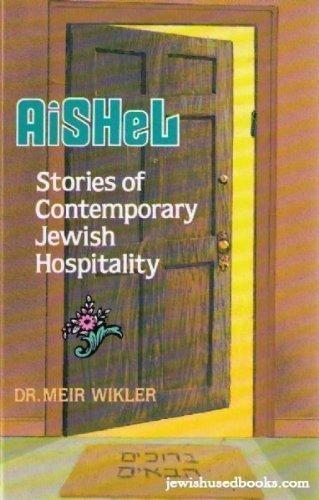 9780873066761: Aishel: Stories of Contemporary Jewish Hospitality