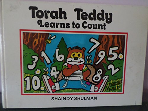 9780873069434: Torah Teddy Learns to Count