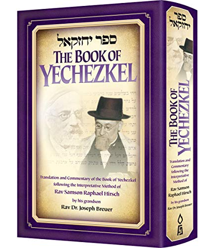 9780873069564: The Book of Yechezkel: Translation and Commentary (English and Hebrew Edition)