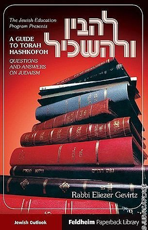 9780873069755: Lehavin Ulehaskil: A Guide to Torah Hashkofoh: Questions and Answers on Judaism (Jewish Education Program Educational Series)