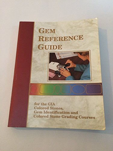9780873110198: Gem Reference Guide