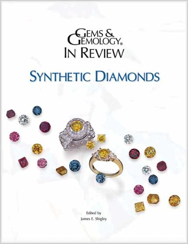 9780873110501: Gems & Gemology in Review: Synthetic Diamonds