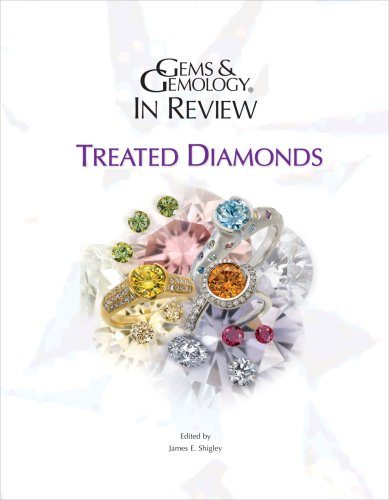 9780873110549: Gems & Gemology in Review: Treated Diamonds