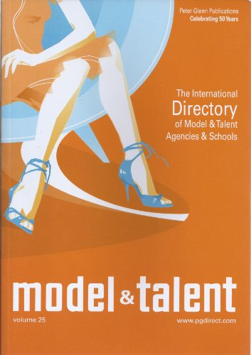 9780873143530: Model and Talent: International Directory of Model & Talent Agencies & Schools