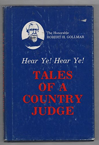 9780873190183: Tales of a Country Judge