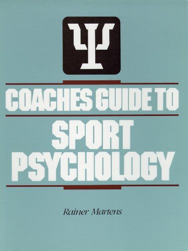 9780873220224: Coaches Guide to Sport Psychology