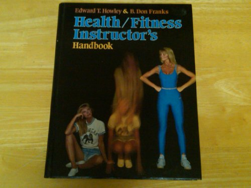 9780873220644: Health/Fitness Instructor's Handbook