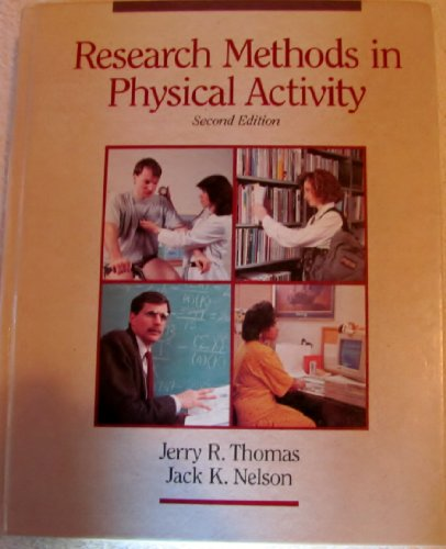 9780873222914: Research Methods in Physical Activity