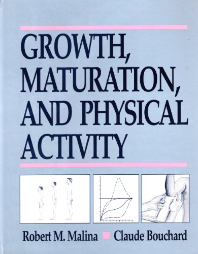 9780873223218: Growth, Maturation and Physical Activity
