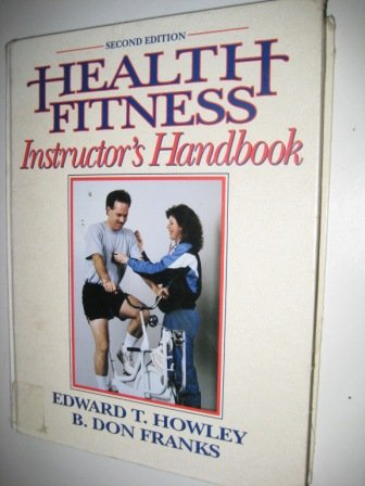 9780873223355: Health/Fitness Instructor's Handbook