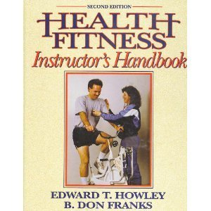 9780873223355: Health Fitness Instructor's Handbook