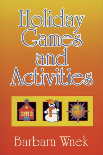 9780873223553: Holiday Games and Activities