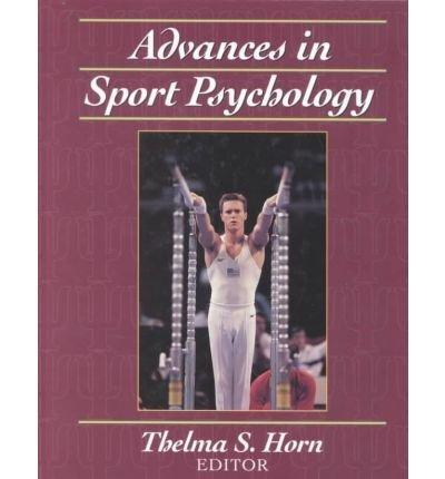 9780873223645: Advances in Sport Psychology