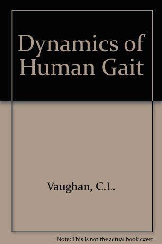 9780873223683: Dynamics of Human Gait