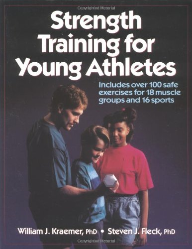 9780873223966: Strength Training for Young Athletes