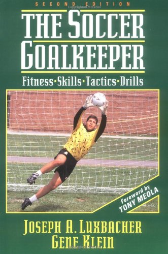 9780873223973: The Soccer Goalkeeper