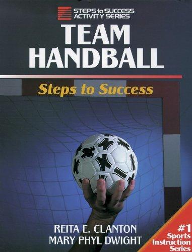 9780873224116: Team Handball: Steps to Success (Steps to Success Sports)