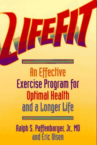 9780873224291: Lifefit: An Effective Exercise Program for Optimal Health and a Longer Life