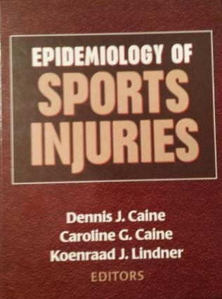 9780873224666: Epidemiology of Sports Injuries