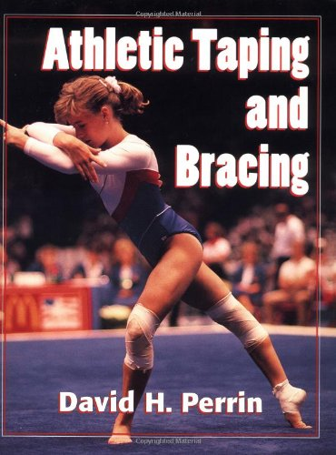 9780873225021: Athletic Taping and Bracing