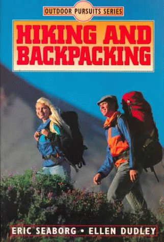 Hiking and Backpacking (Outdoor Pursuits) 9780873225069 Provides information and advice on hiking for fun and sport, including what to wear, where to hike, equipment and food to bring, and saf