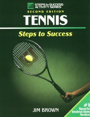 9780873225557: Tennis: Steps to Success (Steps to Success Activity Series)