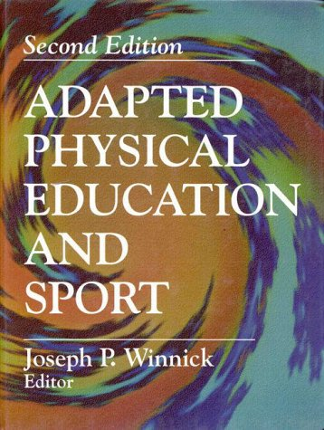 9780873225793: Adapted Physical Education and Sport