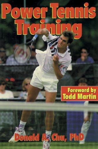 9780873226165: Power Tennis Training