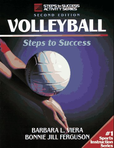 9780873226462: Volleyball-2nd Edition: Steps to Success