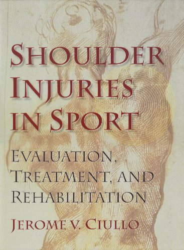 9780873226516: Shoulder Injuries In Sport: Evaluation, Treatment, & Rehab