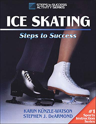9780873226691: Ice Skating: Steps to Success