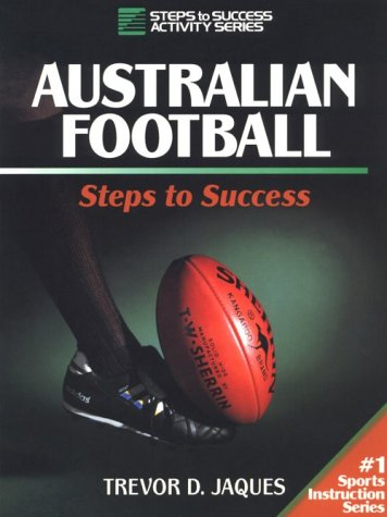 australian football rules for dummies