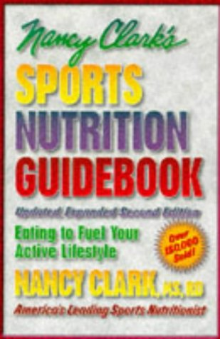 Sports Nutrition Guidebook (Second Edition) ***AUTOGRAPHED COPY!!!***