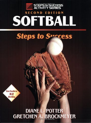 9780873227940: Softball: Steps to Success