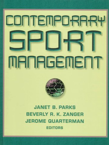 9780873228367: Contemporary Sport Management