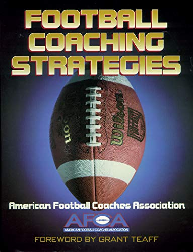 9780873228695: Football Coaching Strategies