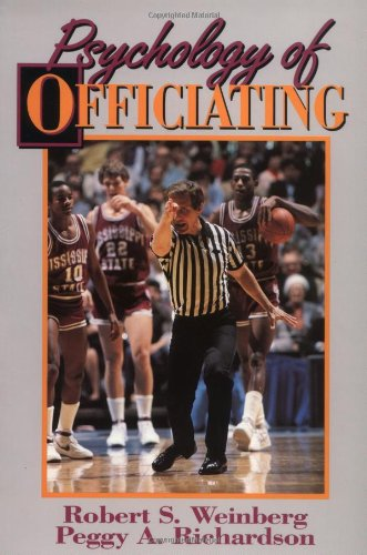 9780873228756: Psychology of Officiating