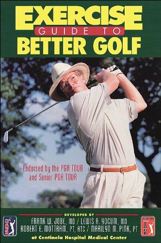 Exercise Guide to Better Golf: Jobe, Frank