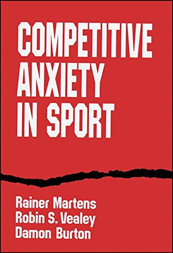 9780873229357: Competitve Anxiety in Sport