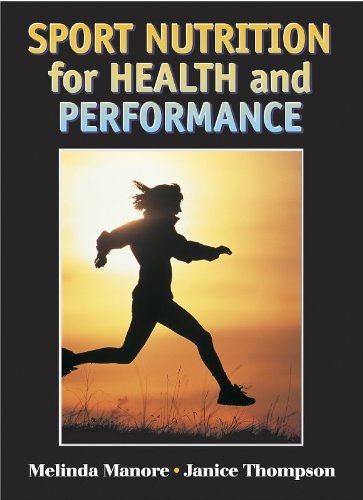9780873229395: Sport Nutrition for Health and Performance