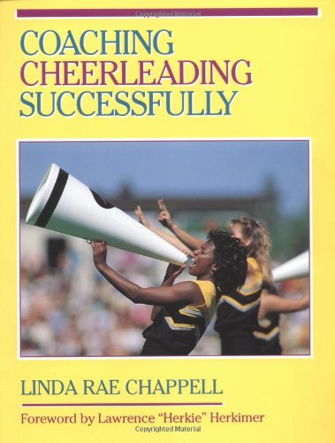 9780873229425: Coaching Cheerleading Successfully (Coaching Successfully Series)