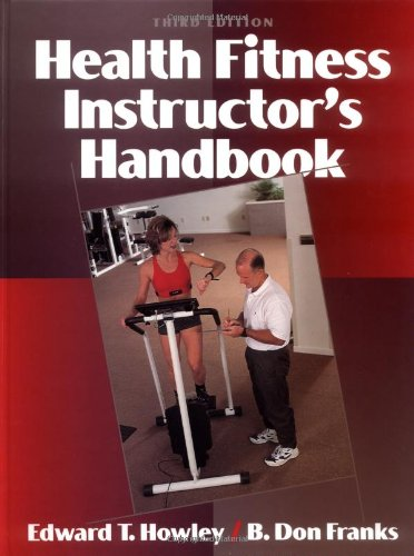 9780873229586: Health/Fitness Instructor's Handbook