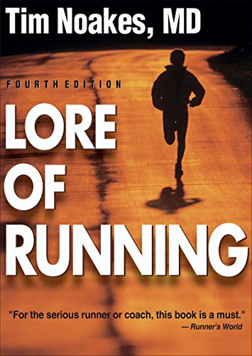 9780873229593: Lore of Running, 4th Edition